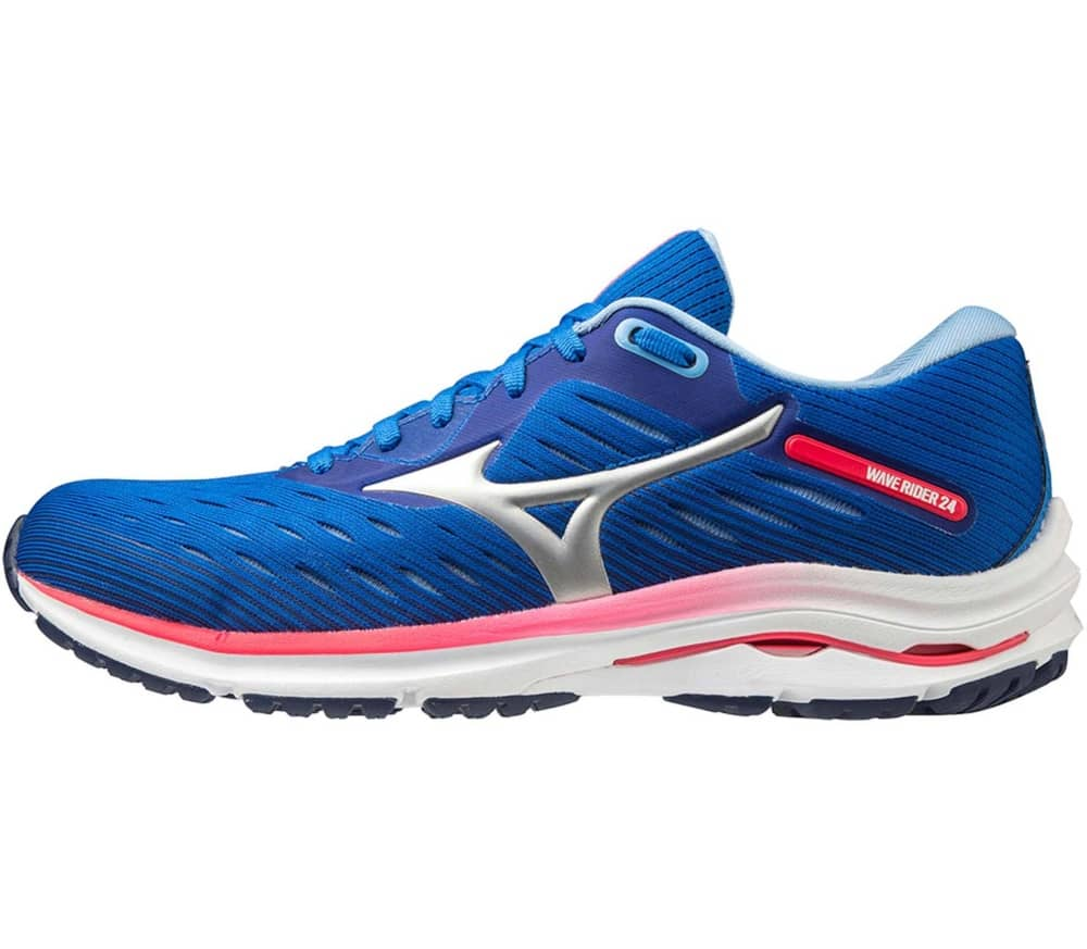 MIZUNO Wave Rider 24 Women Running Shoes (blue) 144,90 €