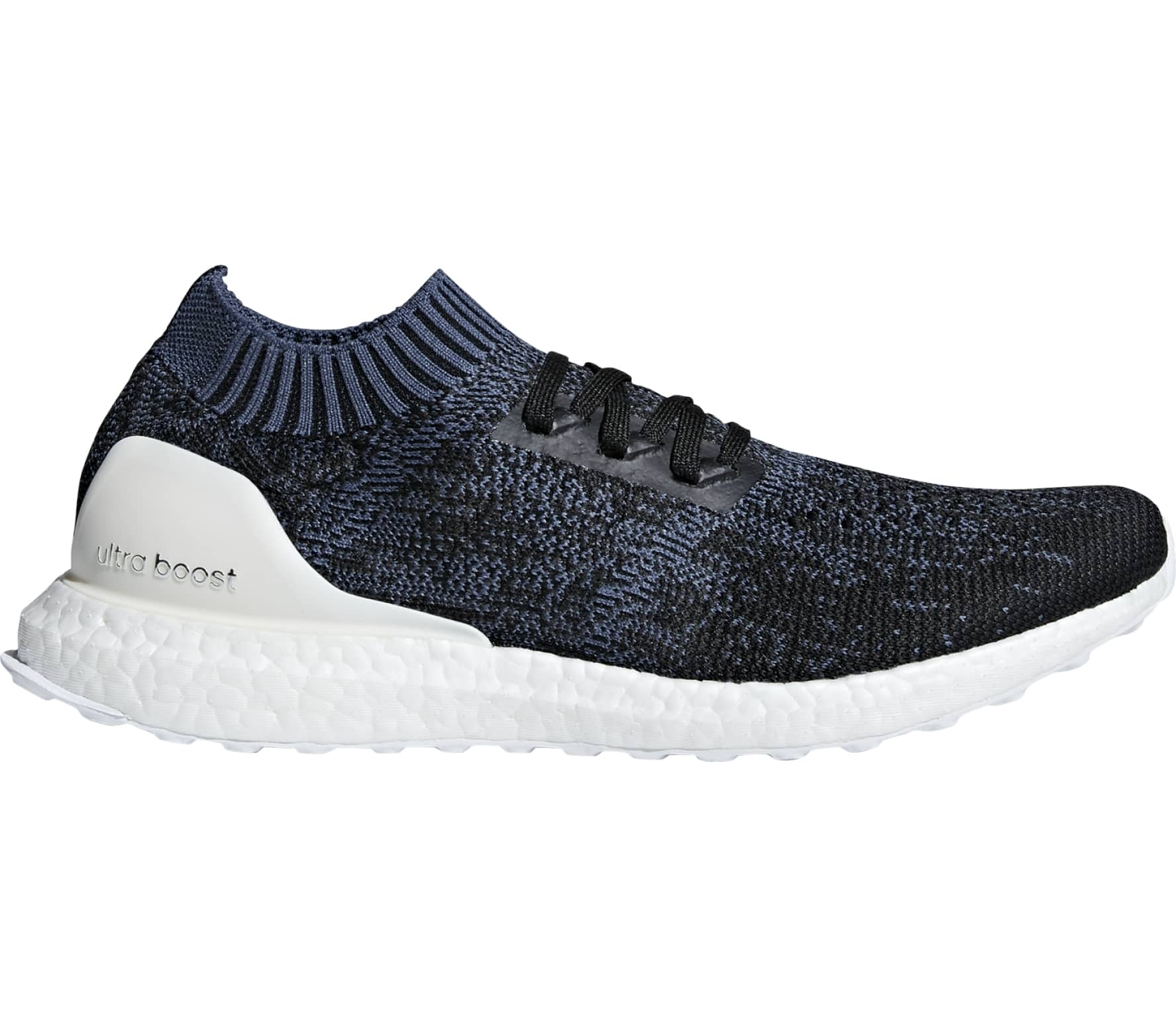 1d63ef5c5 Adidas - Ultra Boost Uncaged men s running shoes (black blue) - buy ...