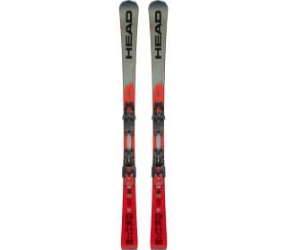 Supershape i.Rally SW MFPR inkl. PRD 12 GW BR.85 Unisex Ski avec fixation