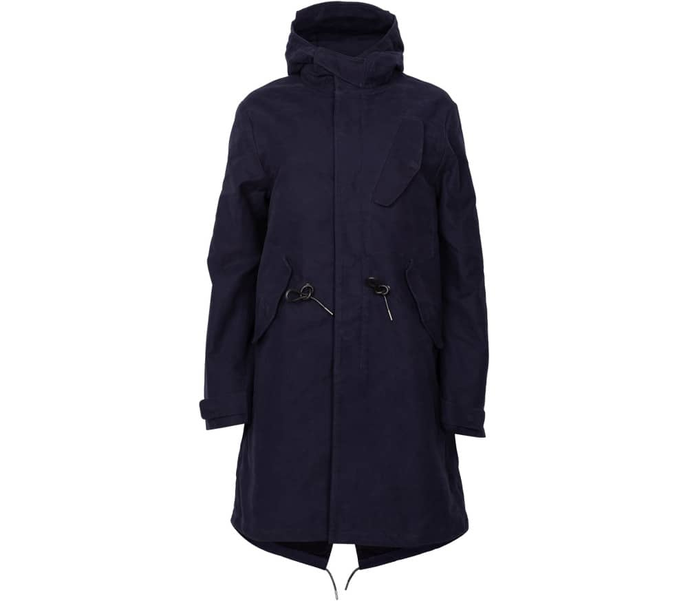 William Moleskin Women Parka