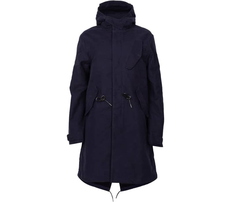 William Moleskin Dames Parka