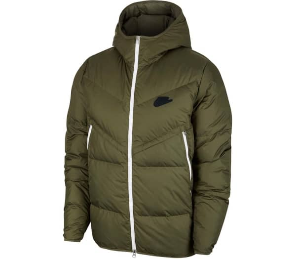 NIKE SPORTSWEAR Down-Fill Windrunner Men Down Jacket - 1