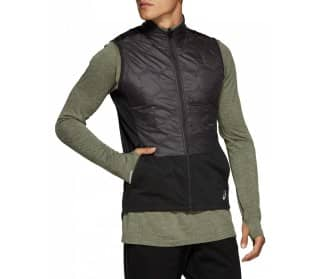 Winter Men Running Gilet