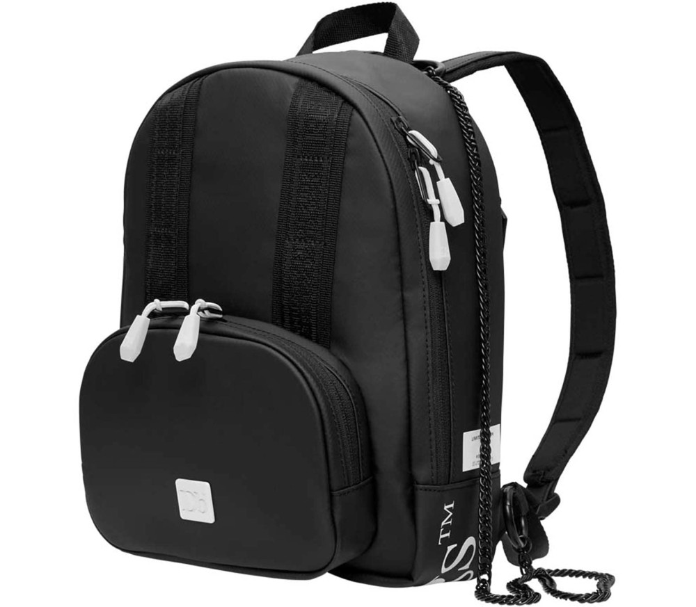 The Petite Black Out Backpack