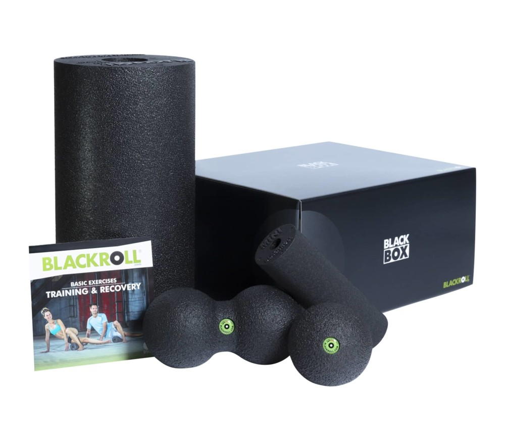 Blackroll - Blackbox fitness equipment (black)