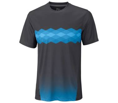 Wilson - Statement men's tennis top (black)