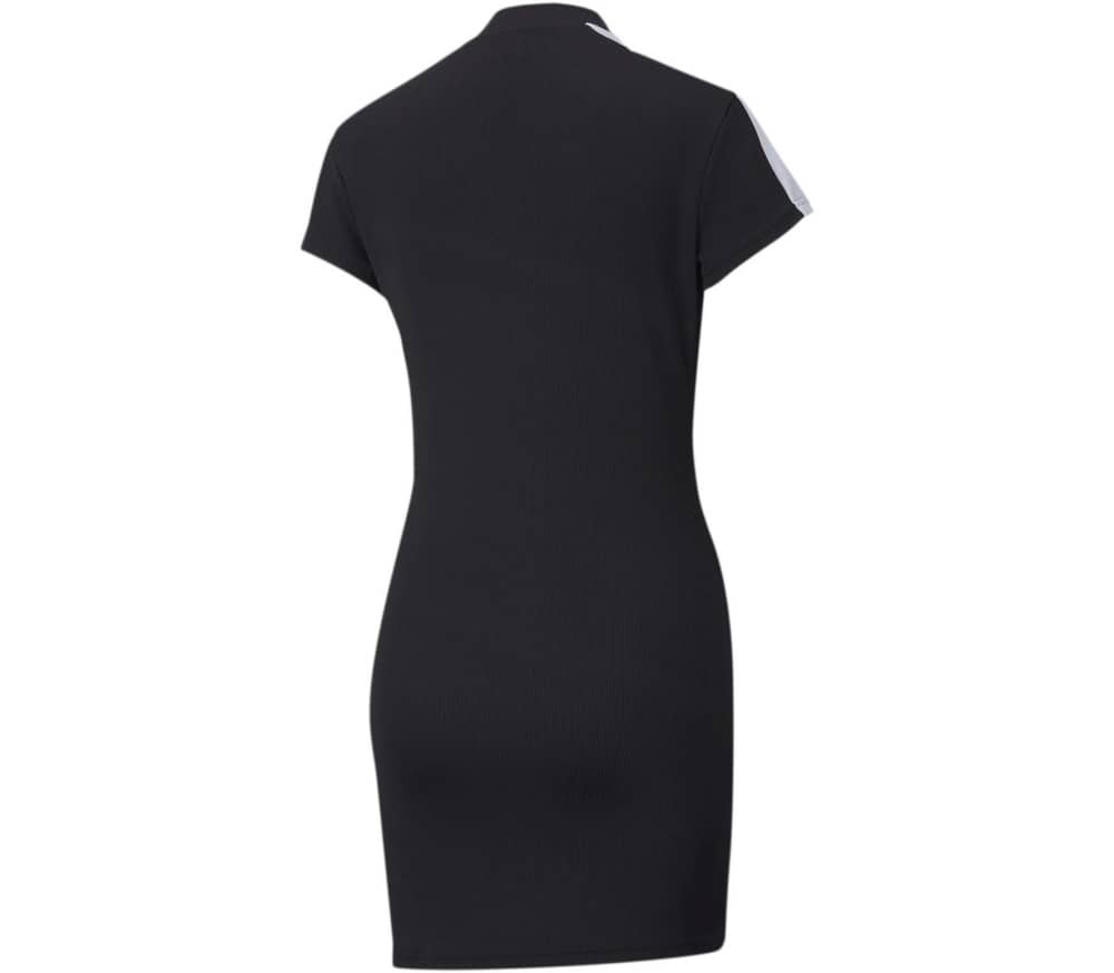 Classic Ribbed Tight Women Dress