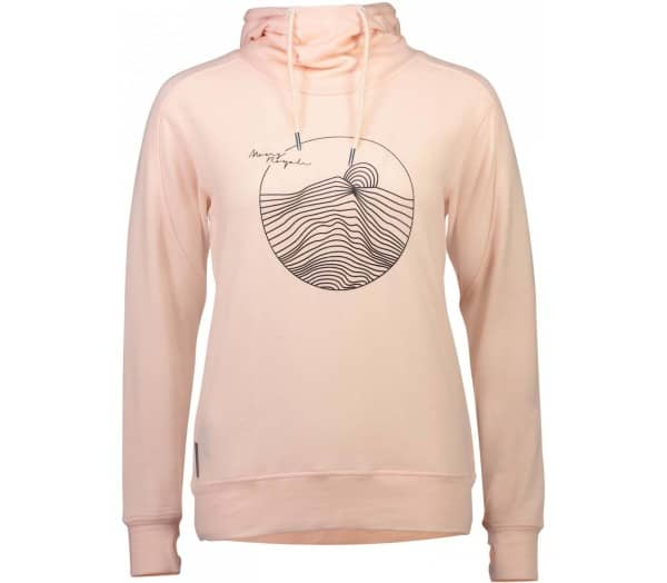 MONS ROYALE Covert Lite Funnel Women Hoodie - 1