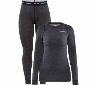 Craft CORE WOOL MERINO SET Women Skiing Underwear