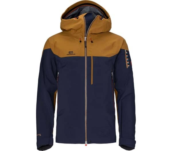 STATE OF ELEVENATE Bec de Rosses Men Ski Jacket - 1