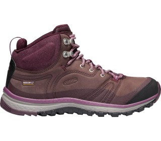 Terradora Leather Mid Waterproof Damen Hikingschuh Unisex