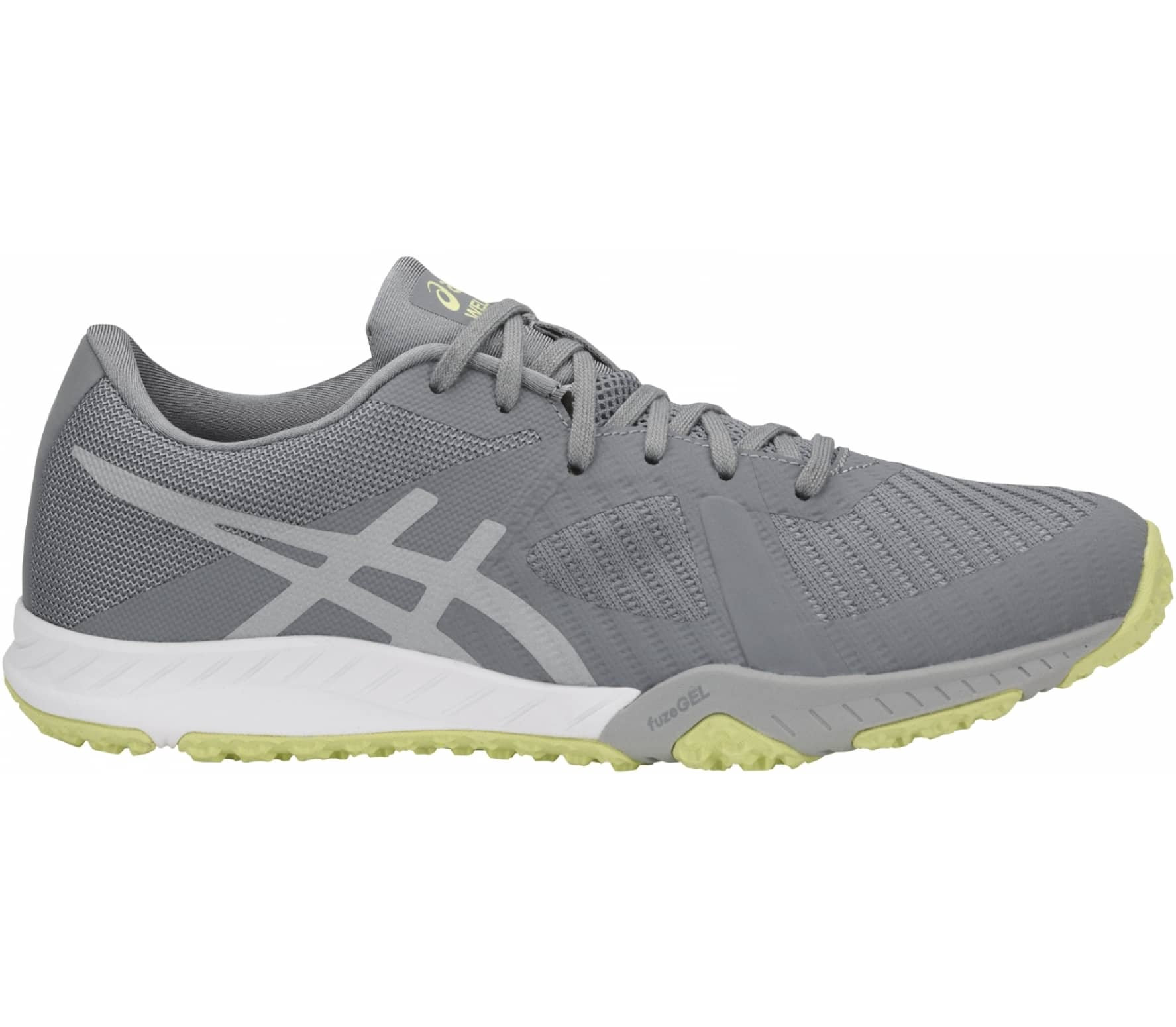 ASICS Weldon X Damen Trainingsschuh (grau)