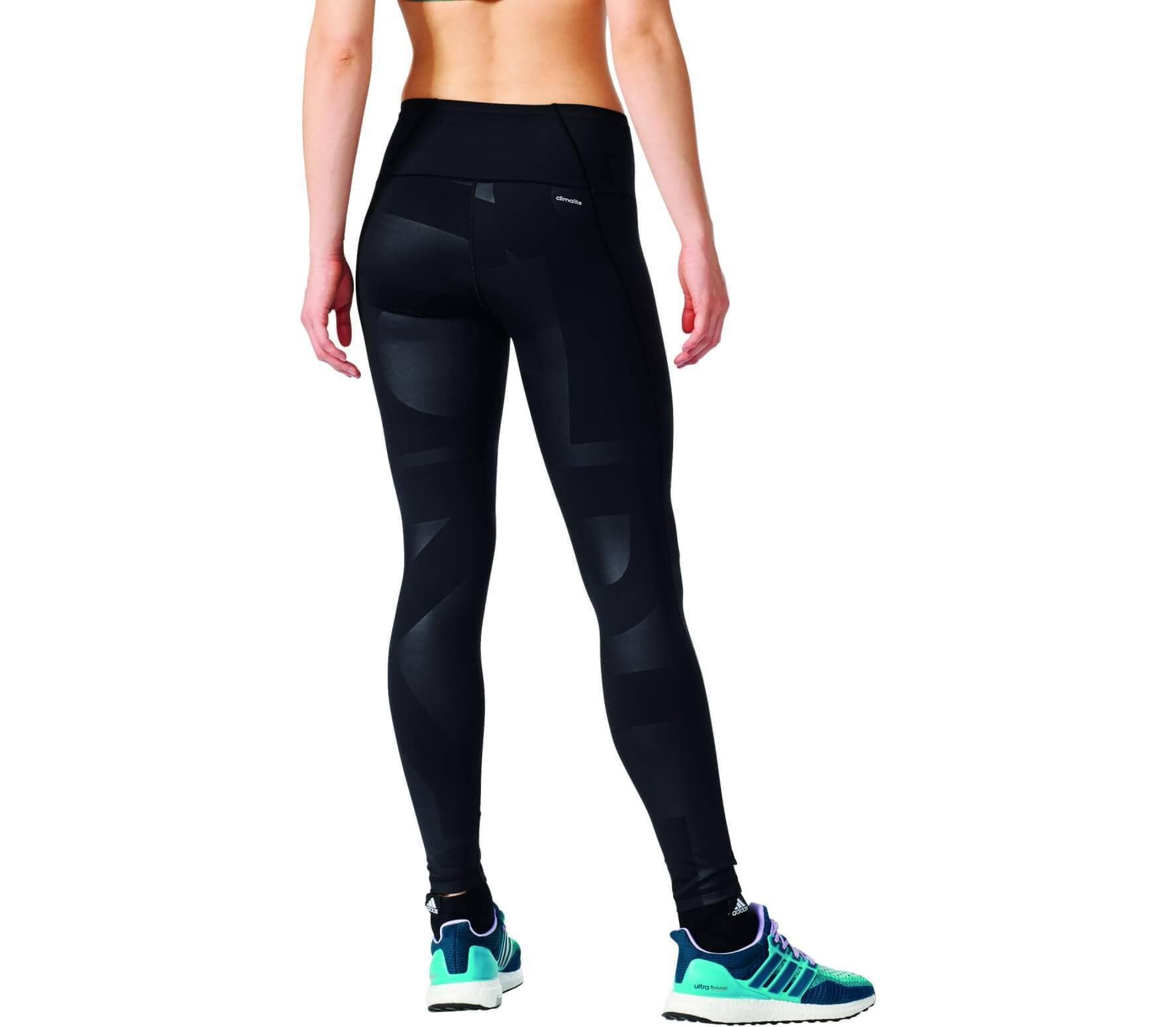 f4cbea30ed33 Adidas - Workout High Rise Long Tight women s training pants (black ...