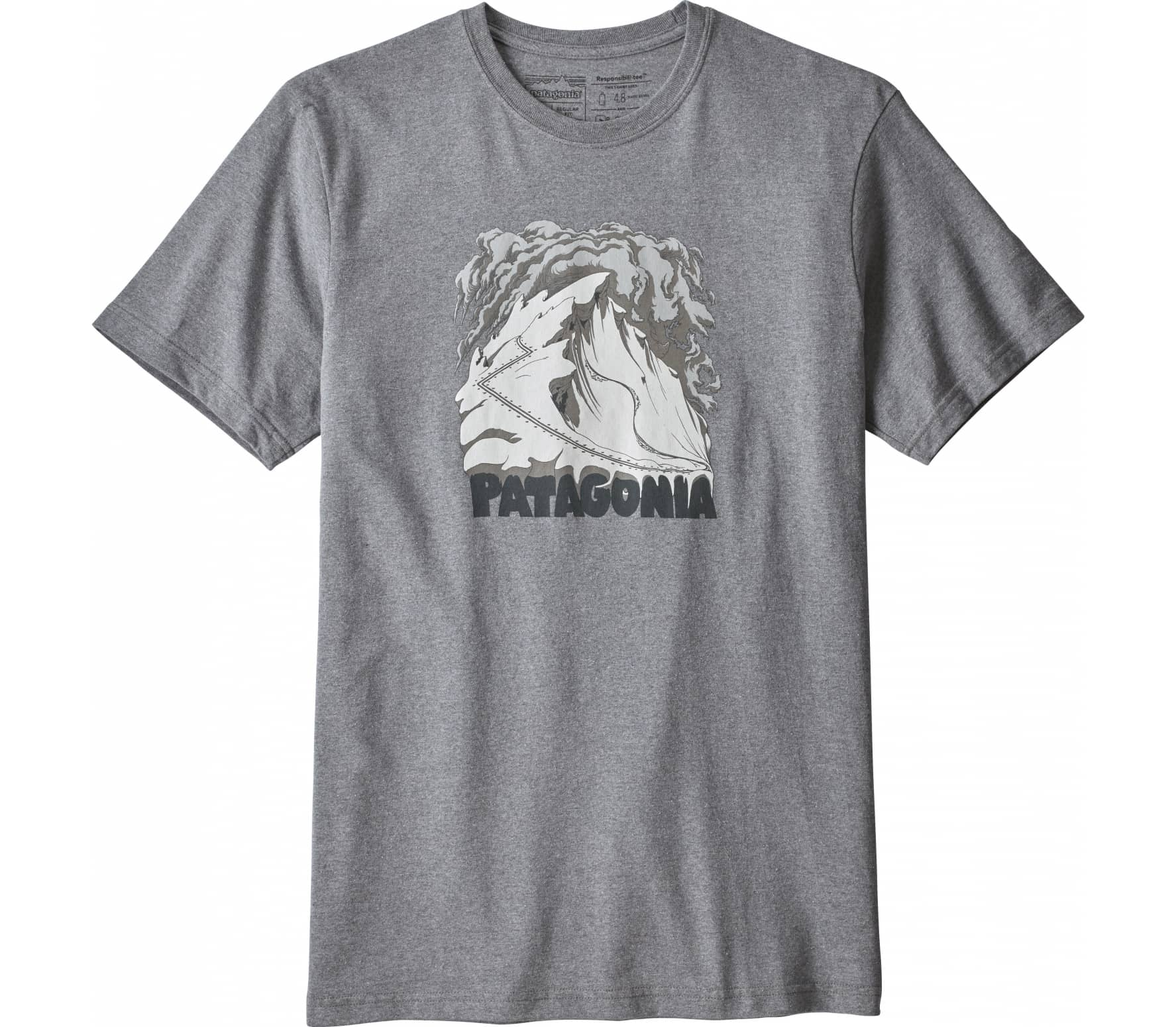 Patagonia - Cornice Canvas Responsibili men's t-shirt (white)