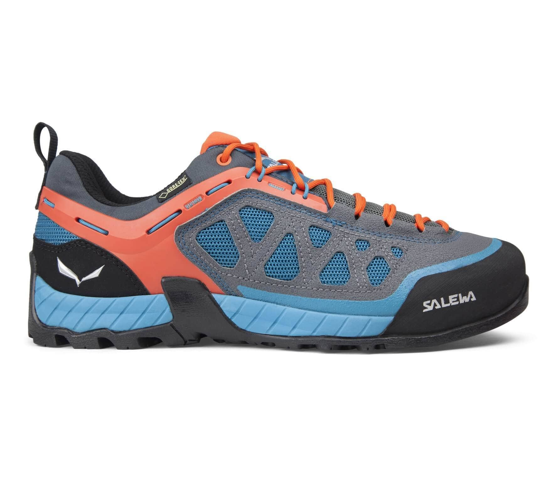new styles a67c6 fafb4 Salewa - Firetail 3 GTX womens approach shoes (greyblue)