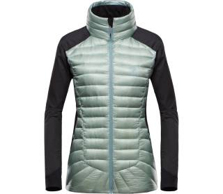 BLACKYAK Light Insulation Stretch Dames Donsjas