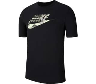 Nike Sportswear BLACK Men T-Shirt