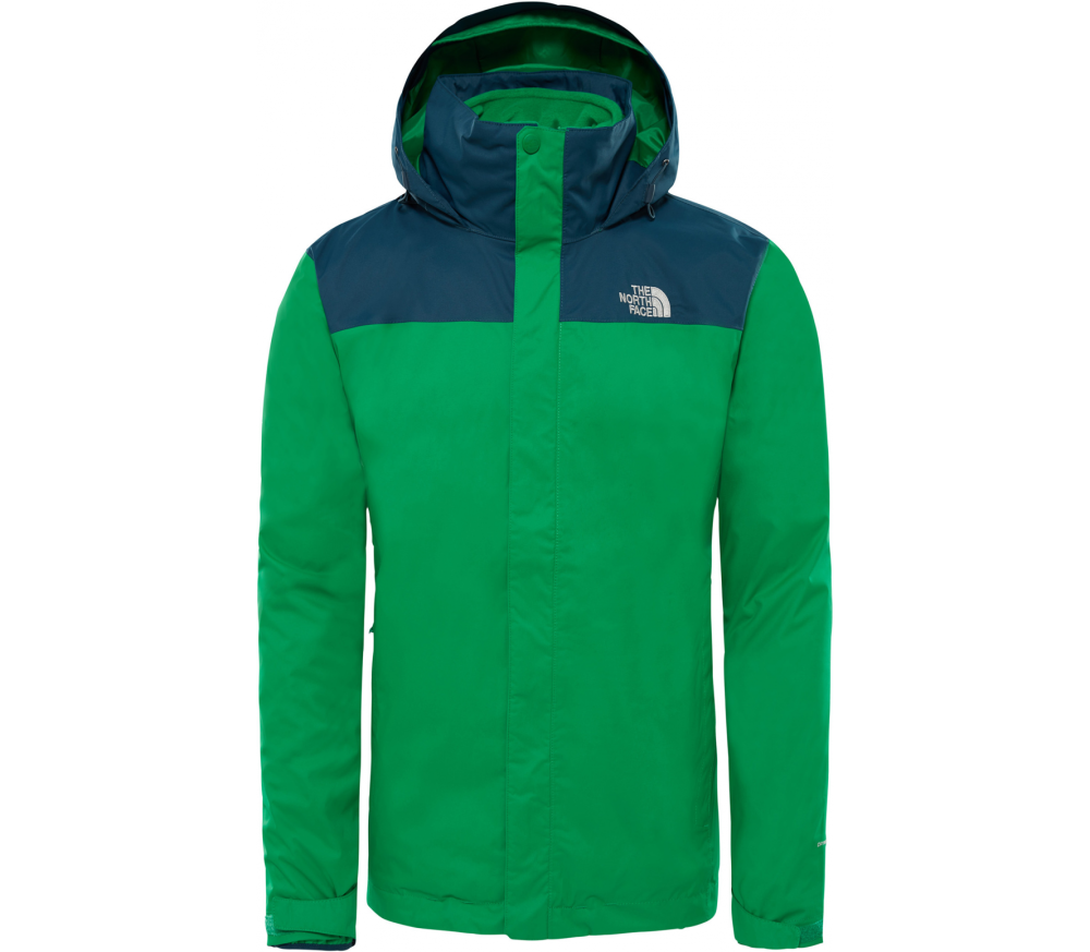 The North Face - Evolve Ii Triclimate Herren Funktionsjacke (grün)