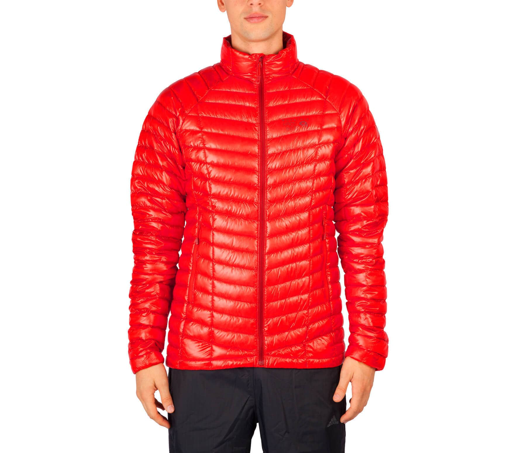 best cheap 7ded5 c5f45 Mountain Hardwear - Ghost Whisperer Herren Daunenjacke (rot)
