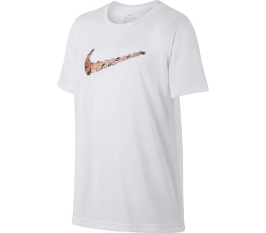 Nike Dry Legend Junior Trainingsshirt Bambino bianco