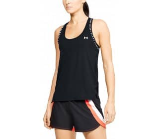 Under Armour Knockout Donna Top da allenamento