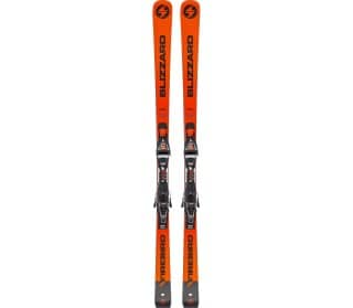 Blizzard Firebird Wrc inkl. XCELL 12 Demo ski met binding Skis with Bindings