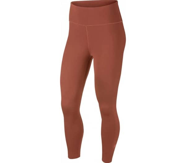 NIKE One Luxe Crop Damen Trainingstights - 1