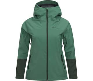 Peak Performance Nightbreak Jacket Women Hardshell Jacket