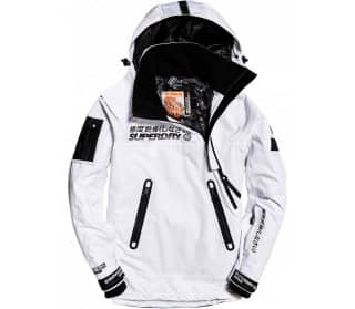 Snow Rescue Overhead Men Ski Jacket