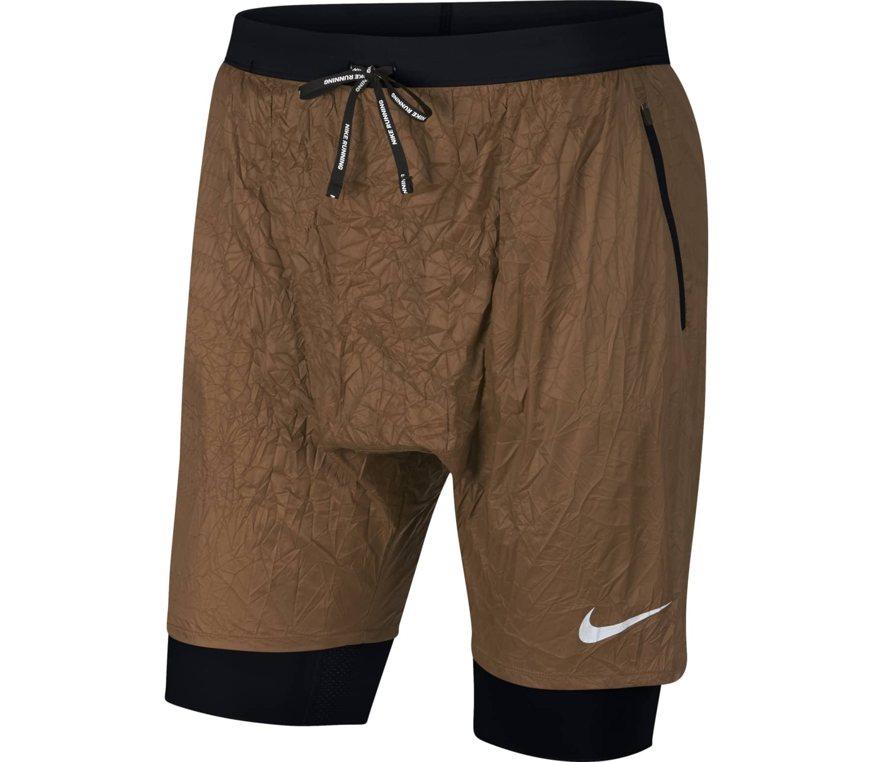 buy biggest discount many fashionable Nike Distance Elevate Hommes marron