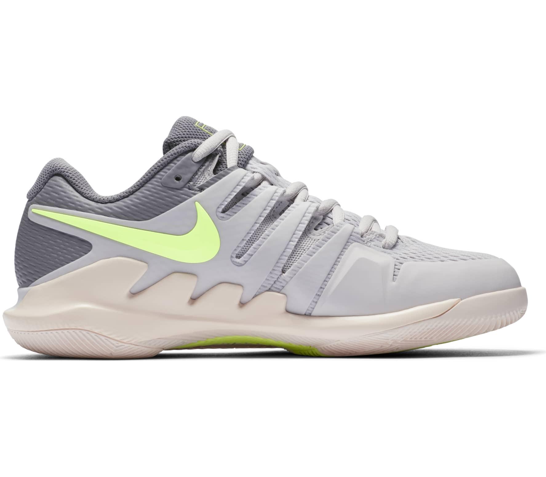 Nike - Air Zoom Vapor X zapatillas de tenis para mujer (gris)
