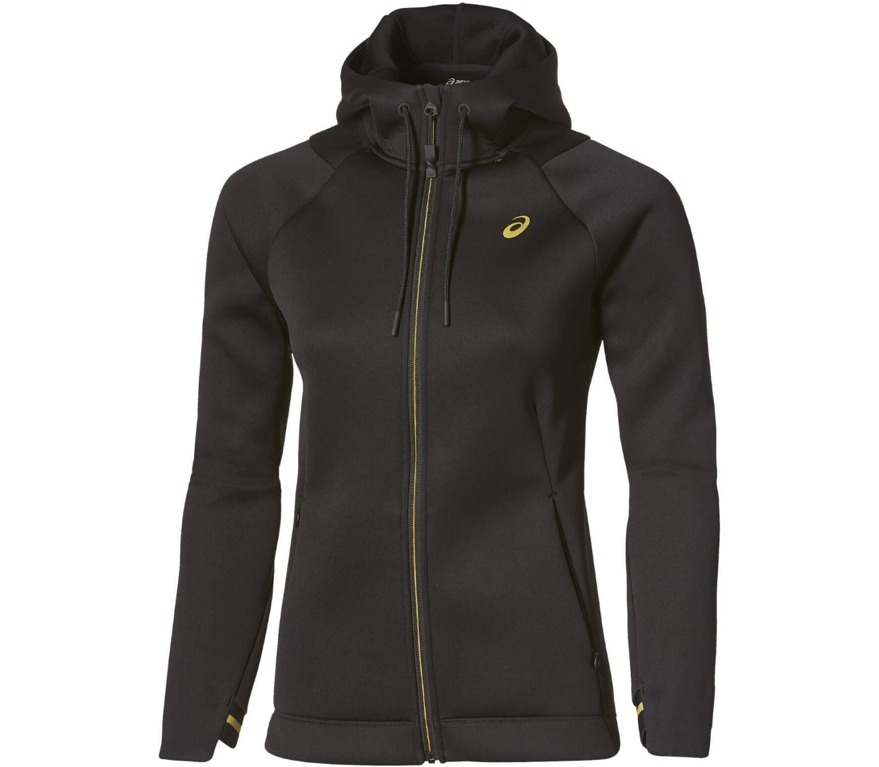 Neoflex Full Zip Damen Trainingshoo schwarz XS