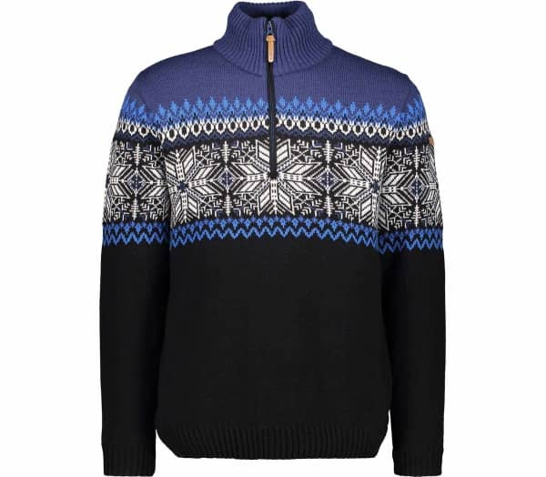 CMP Knitted Wp Men Functional Jacket - 1