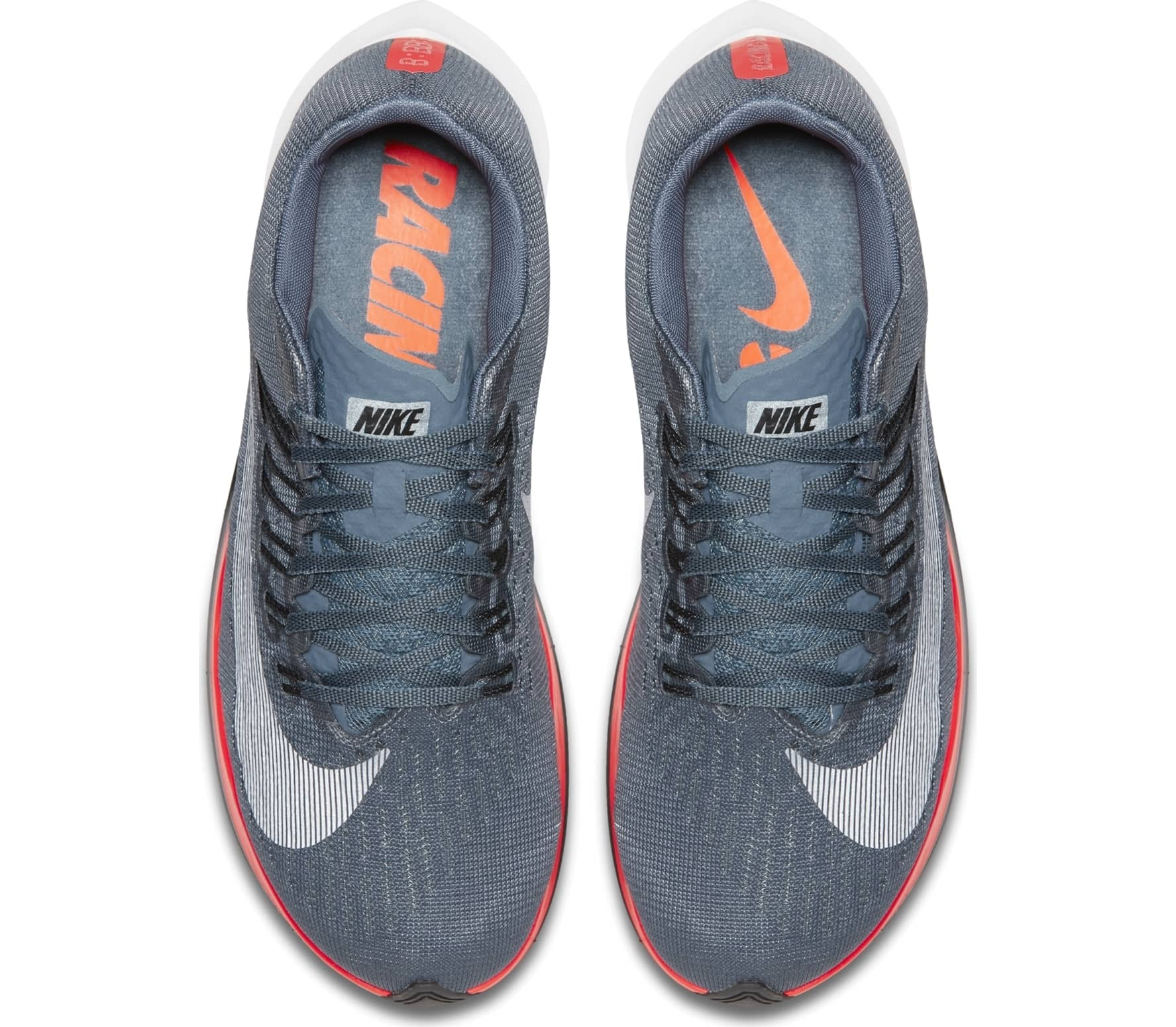 reputable site f8531 ee2a6 Nike - Zoom Fly women's running shoes (blue-grey) Online kopen in de ...