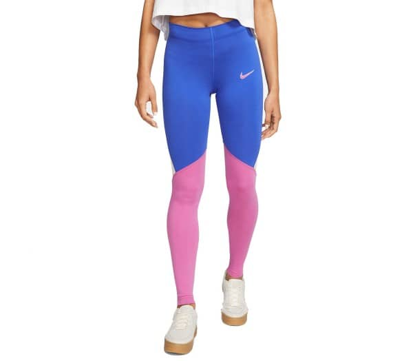 NIKE SPORTSWEAR Blue Women Tights - 1