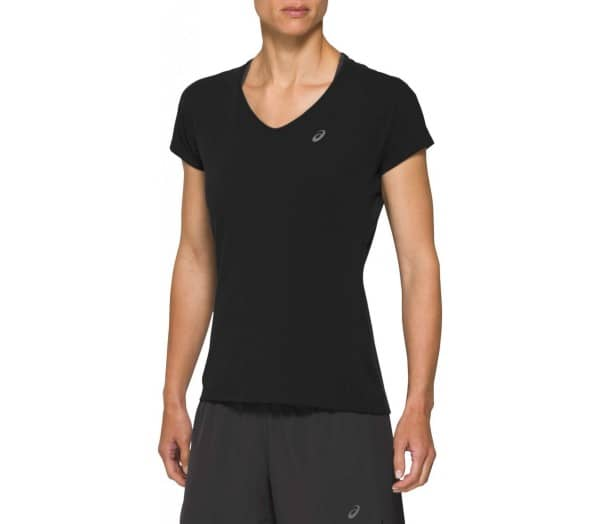 ASICS V-Neck Women Running Top - 1