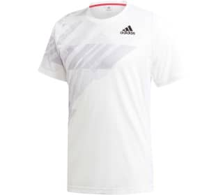 adidas Flif Print T High Rise Men Tennis Top