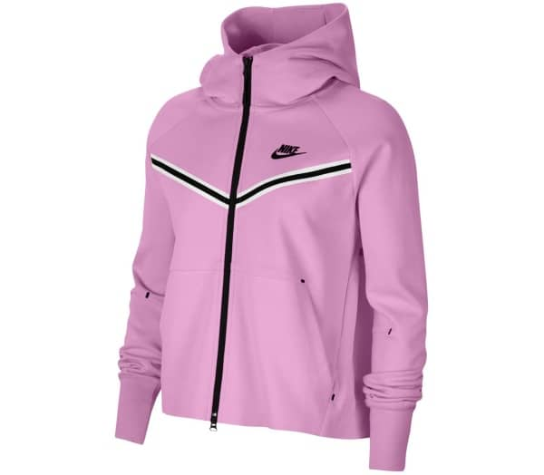 NIKE SPORTSWEAR Tech Fleece Damen Hoodie - 1