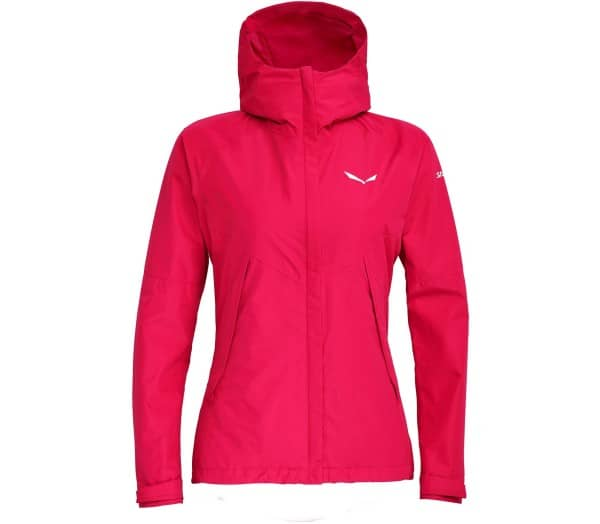 SALEWA Puez Powertex 2L Women Rain Jacket - 1