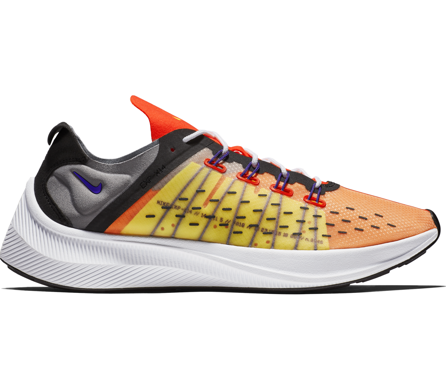 561020b0fcc5 Nike Sportswear EXP-X14 men's trainers (orange) online kaufen | Keller x