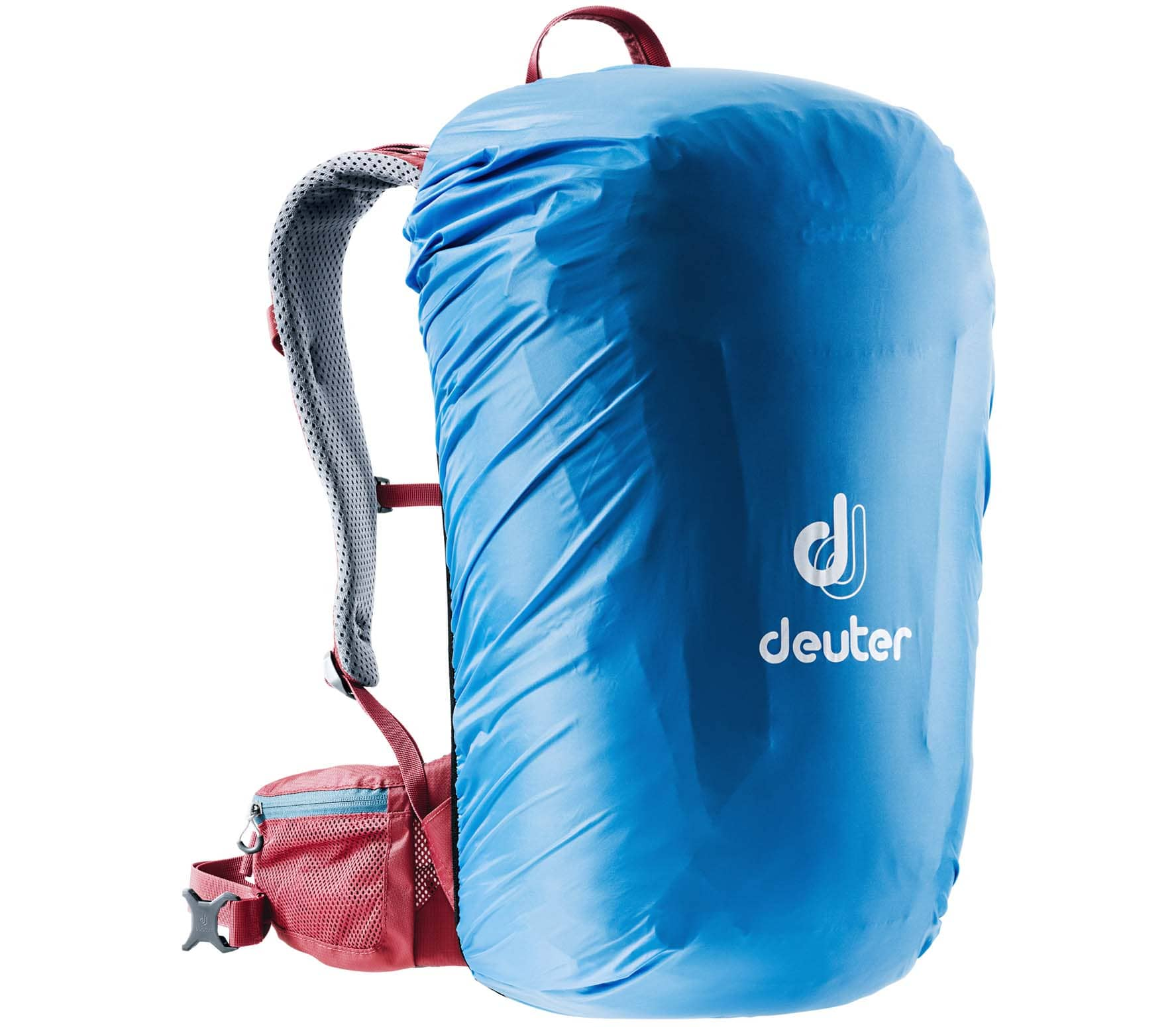 Deuter - Futura 28 hiking backpack (red)