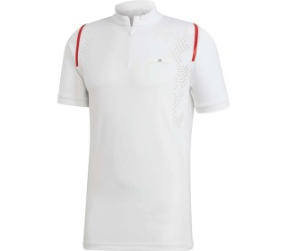 aSMC Zipper Men Tennis Top