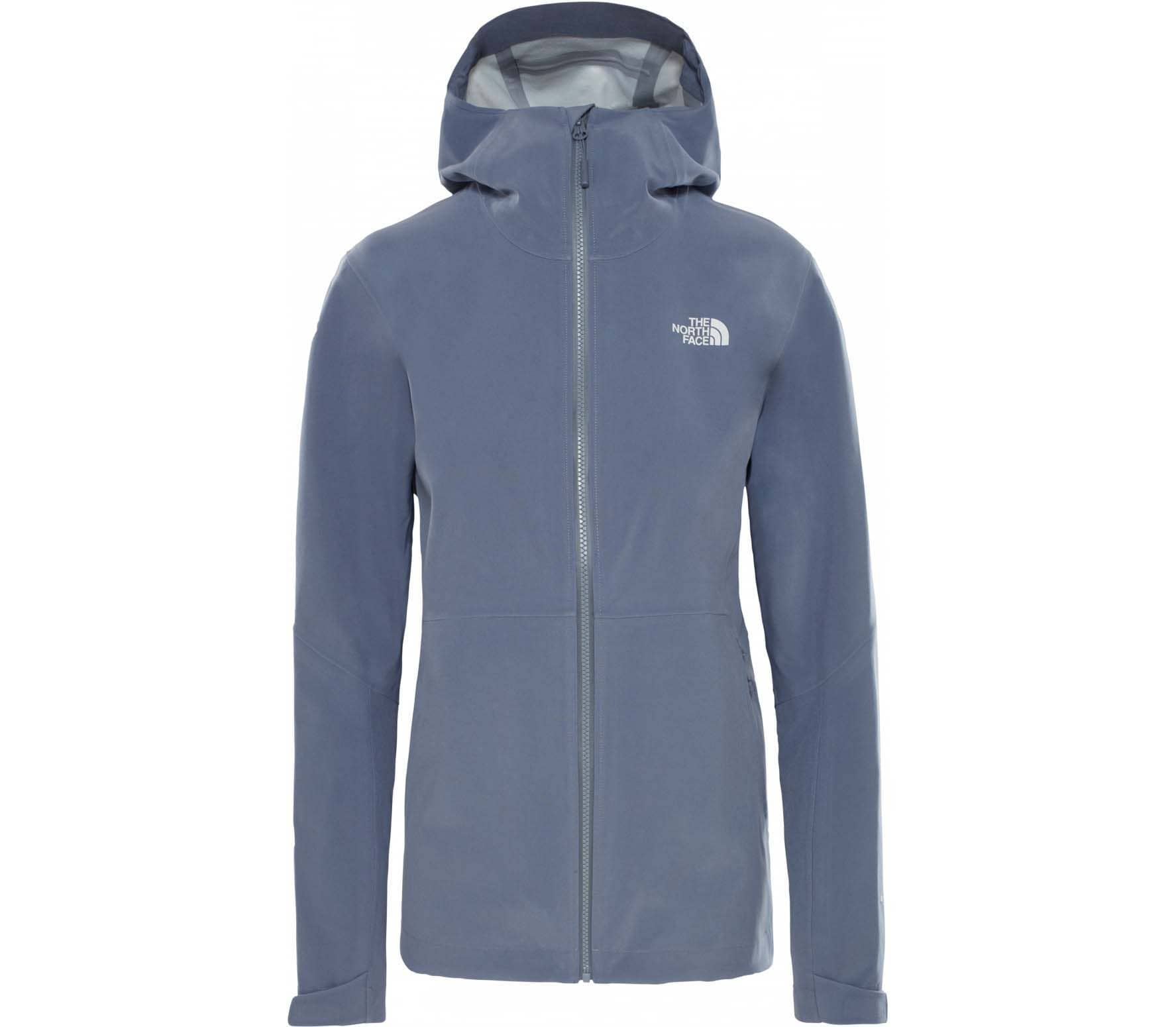 The North Face - 100 Glacier Full-Zip Dam fleece-jacka (svart) - XS