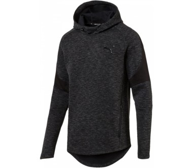 Puma - Evostripe men's training hoodie (black)