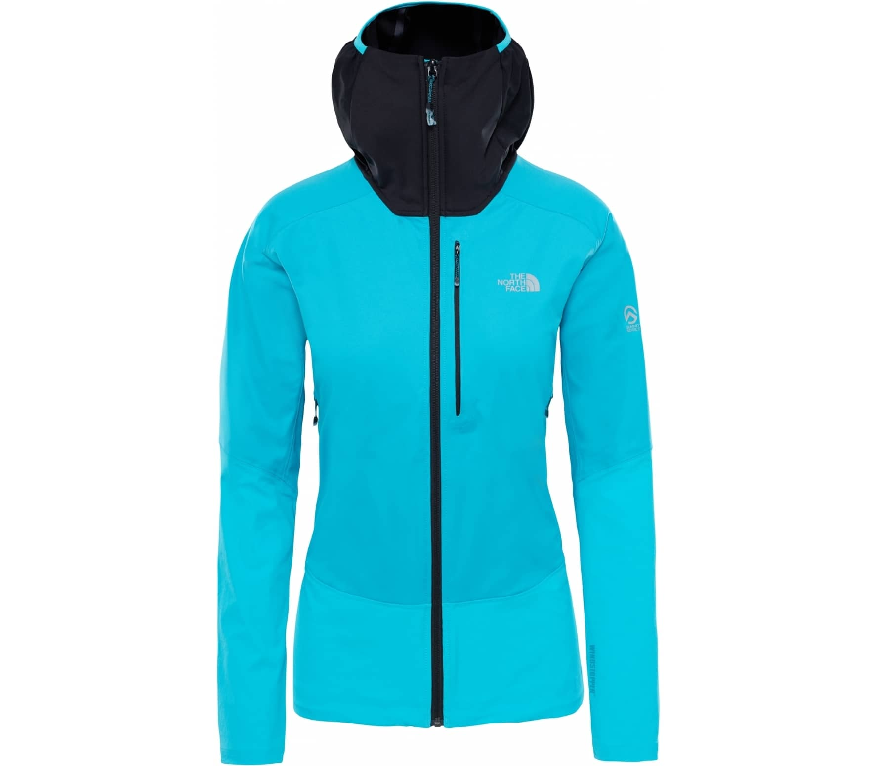 Hybrid The L4 Jacket Face Summit Dames Windstopper® North Hybride 6Xr6fnA