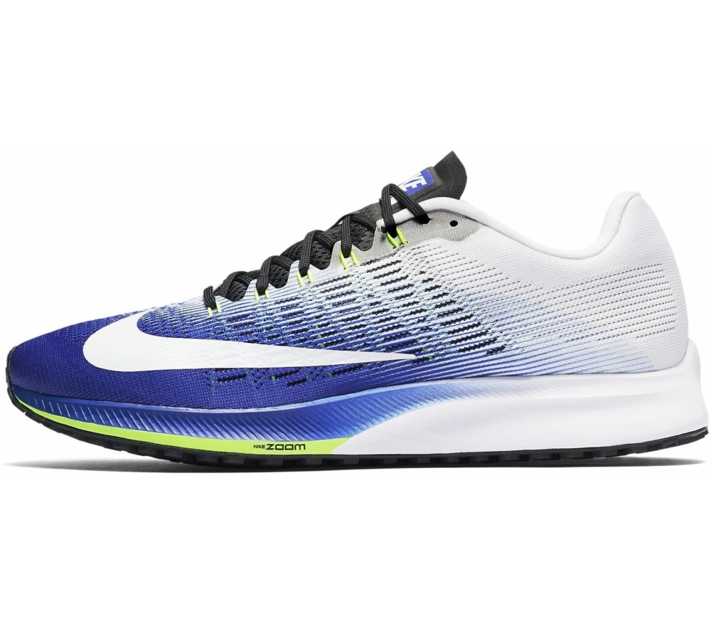 buy online e0b33 c7d5a Nike - Air Zoom Elite 9 men's running shoes (blue/white)