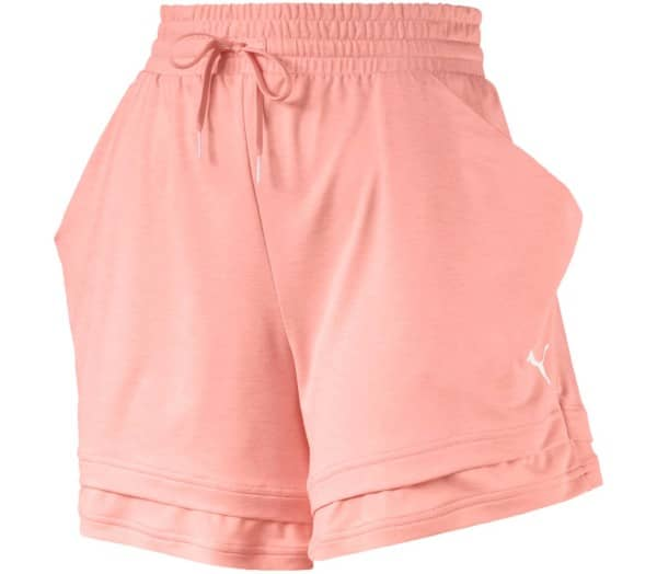 PUMA Soft Sports Drapey Femmes Short - 1