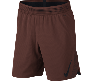 Nike - Flex Repel 3.0 men's training shorts (brown)