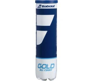 Babolat Gold All Court Tennisballen