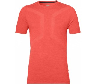 Seamless Ss Top Laufshirt Men